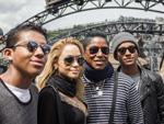 Jermaine Jackson: Spaß im Phantasialand