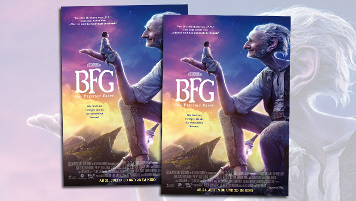 BFG Big Firendly Giant (Constantin Film)
