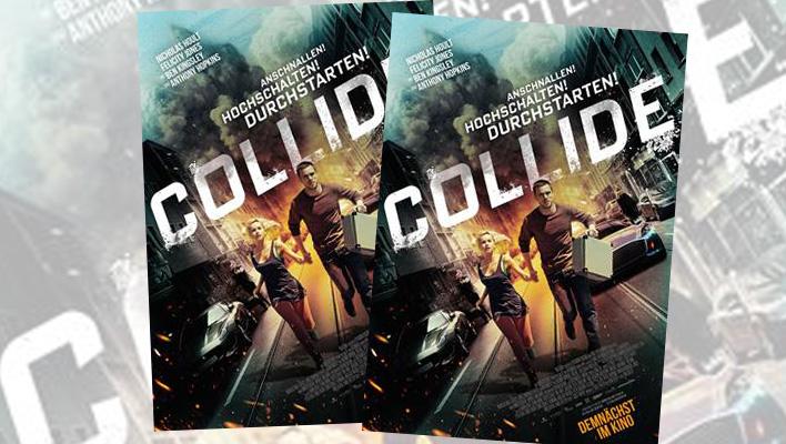 Collide (Foto: Promo)