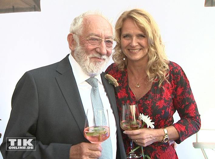 Dieter Hallervordens neue Liebe
