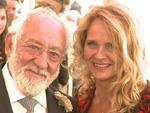 Dieter Hallervorden: Steht zu seiner neuen Liebe
