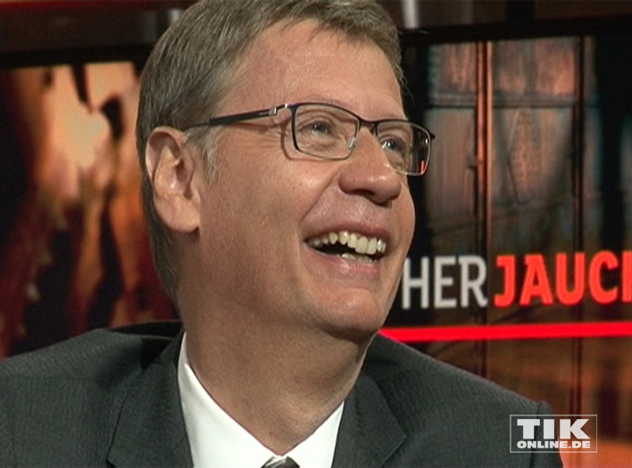 Günther Jauch wird 60