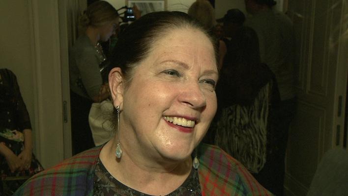 Kathy Kelly (Foto: HauprBruch GbR)