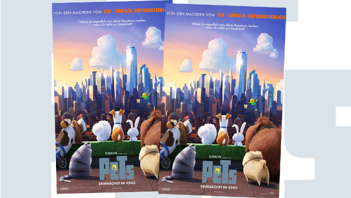 Pets (3D) (Foto: Universal Pictures International)