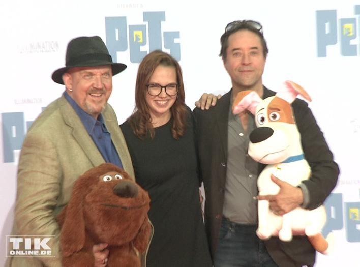 """""""Pets (3D)""""-Premiere in Berlin"""