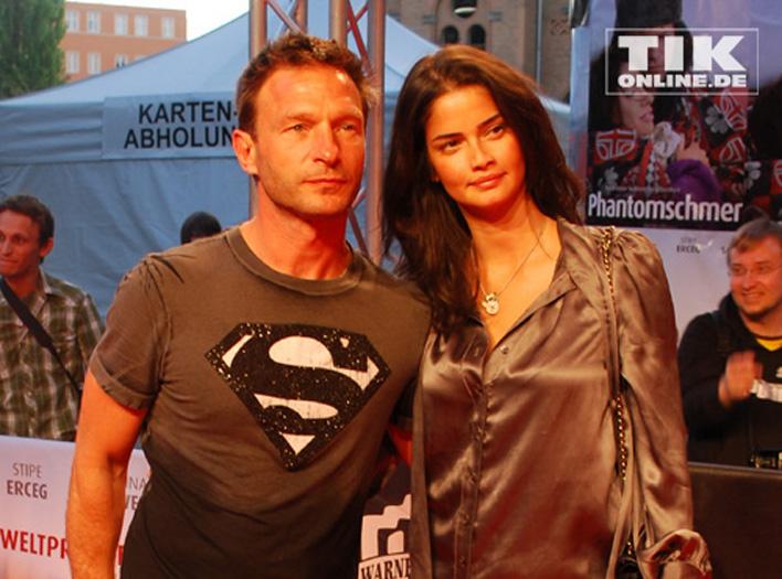 Shermine Shahrivar und Thomas Kretschmann (Foto: HauptBruch GbR)
