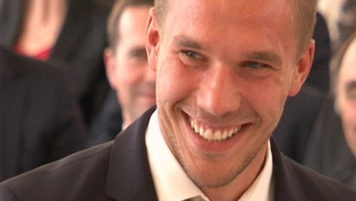 Lukas Podolski (Foto: HauptBruch GbR)
