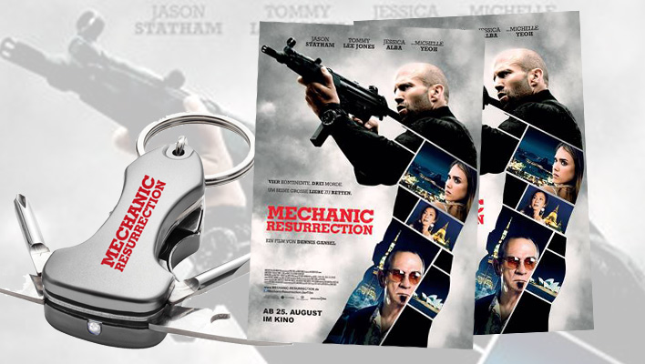 Mechanic Resurrection (Foto: Promo)