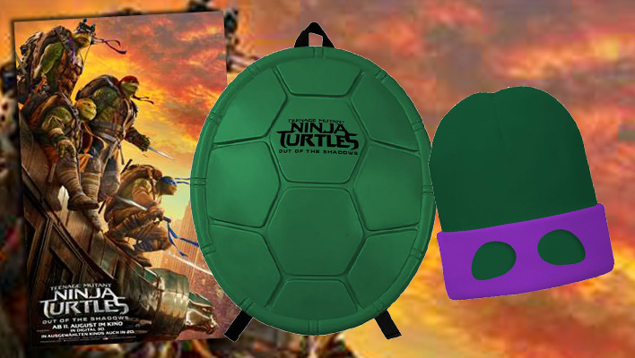 Teenage Mutant Ninja Turles 2 (Foto: Promo)
