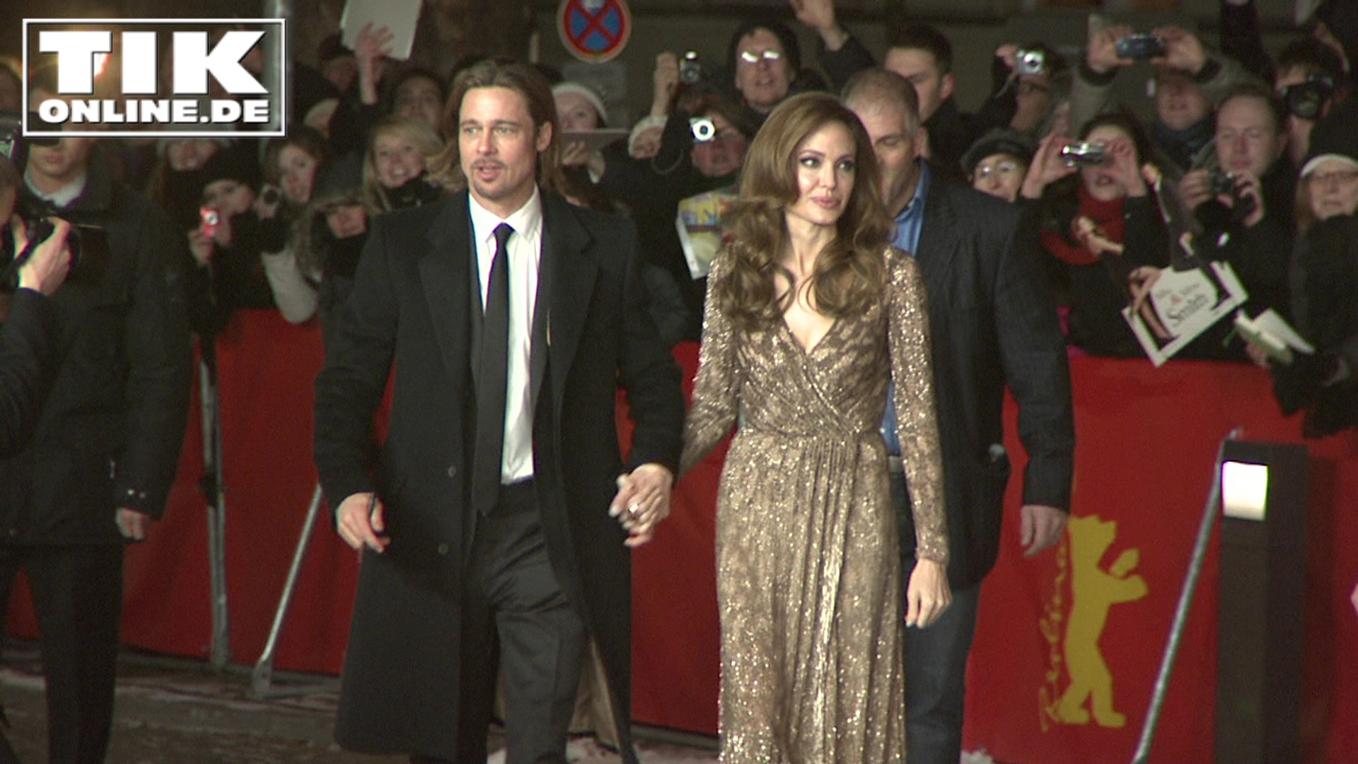 Brangelina in Berlin