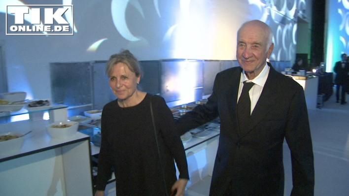 Armin Mueller-Stahl mit Ehefrau Gabriele Scholz