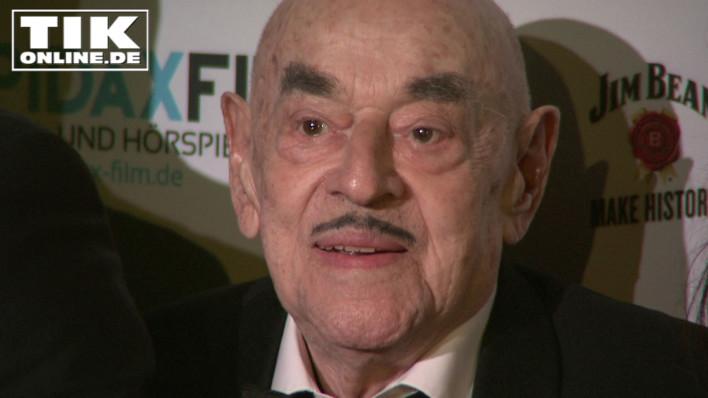 """Artur Brauner (98) bei der Gala zu """"70 Jahre CCC Filmkunst"""""""