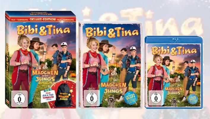 Bibi & Tina: Mädchen gegen Jungs (Foto: Promo)