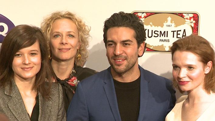 Elyas M'BArek und Karoline Herfurth (Foto: HauptBruch GbR)