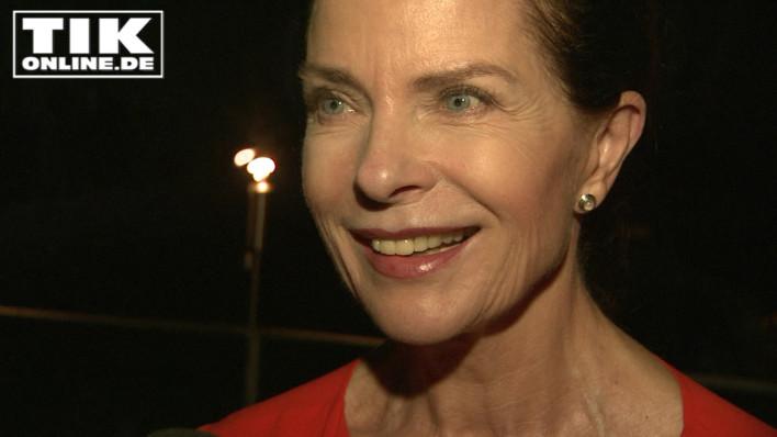 Schauspielerin Gudrun Landgrebe