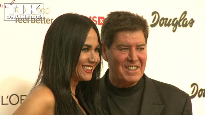Musikproduzent Jack White und Ehefrau Rafaella