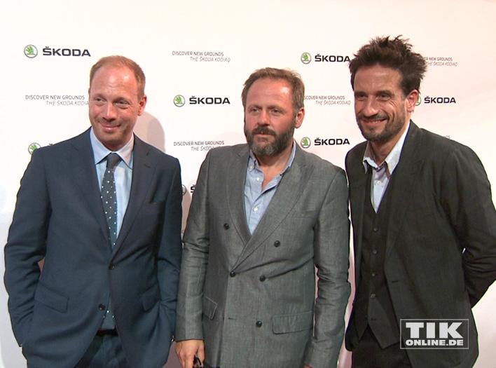 Skoda Kodiaq Premiere in Berlin