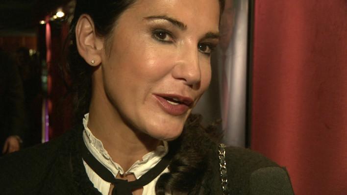 Schauspielerin Mariella Ahrens