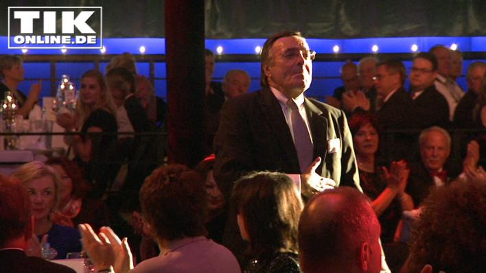 BVMW-Präsident Mario Ohoven (70) bei seiner Geburtstags-Gala