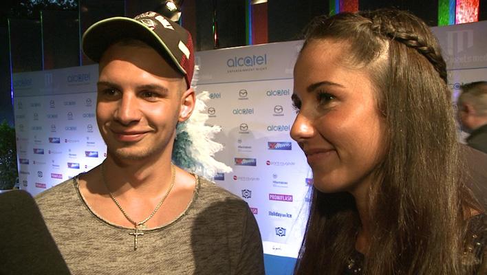 Pietro und Sarah Lombardi (Foto: HauptBruch GbR)