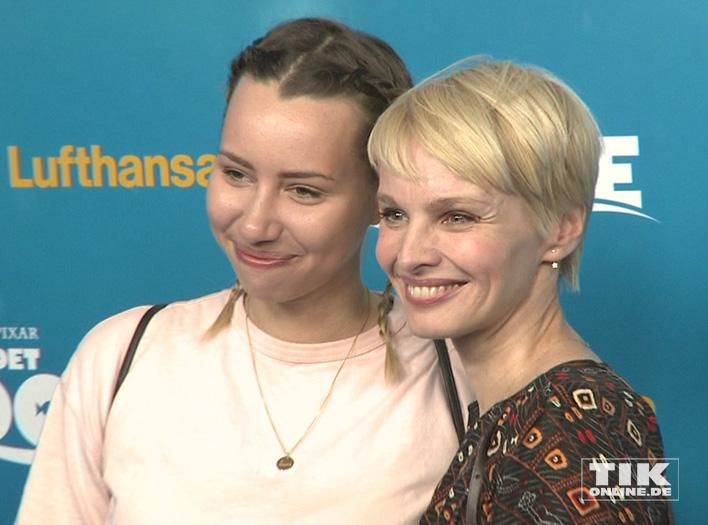 """Berlin-Premiere von """"Findet Dorie"""""""