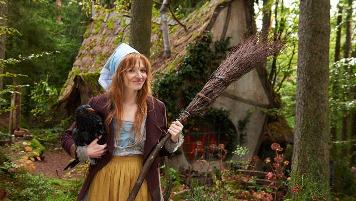 Die Kleine Hexe, Karoline Herfurth (Foto: Studiocanal)