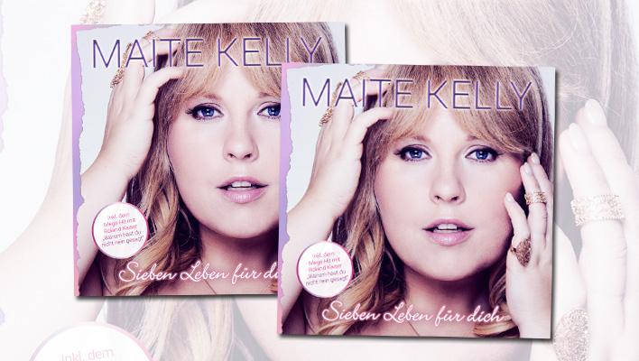 Maite Kelly (Foto: Electrola/Universal Music)