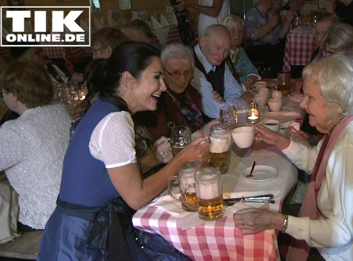 Mariella Ahrens Lebensherbst-Oktoberfest