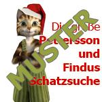 Pettersson und Findus Schatzsuche