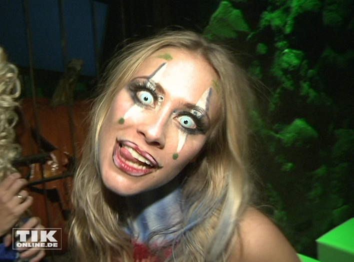 Natascha Ochsenknechts Halloween-Party 2016