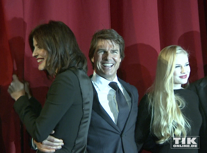 """""""Jack Reacher: Kein Weg zurück""""-Premiere in Berlin"""