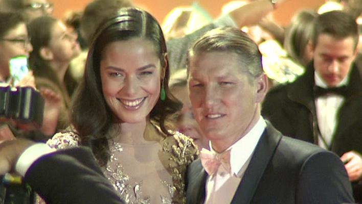 Bastian Schweinsteiger und Ana Ivanovic (HauptBruch GbR)