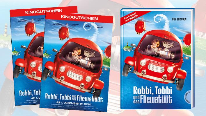 Robbi, Tobbi und das Fliewatüüt (Foto: Stusiocanal / Promo)