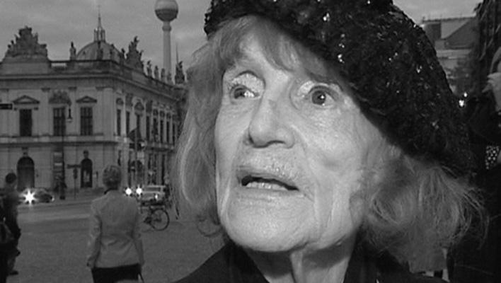 Gisela May (Foto: HauptBruch GbR)