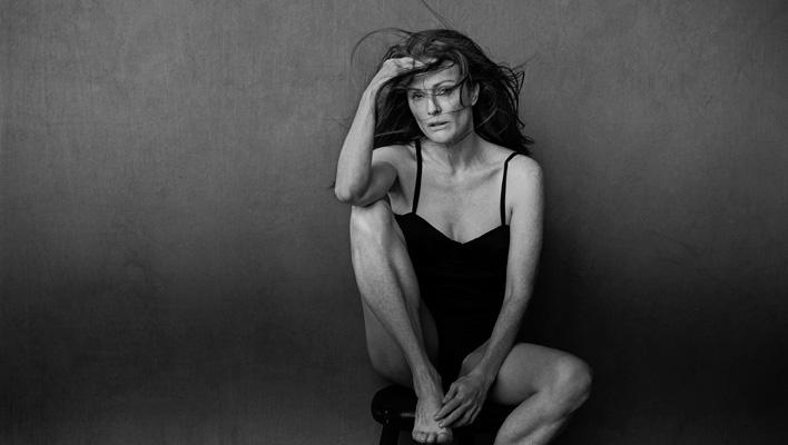Julianne Moore (Foto: Pirelli Kalender 2017, Peter Lindbergh)