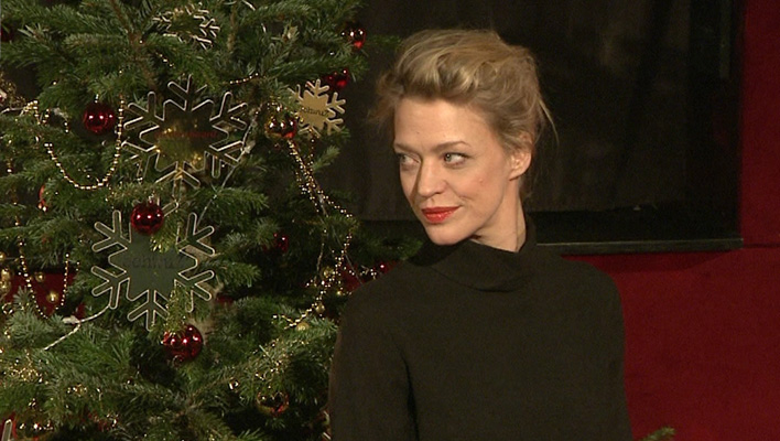 Medienboard-Weihnachtsparty: Promis unterm Tannenbaum