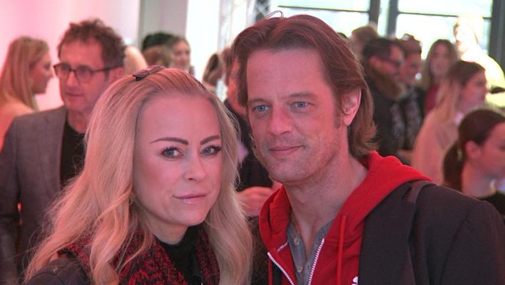 Jenny Elvers und Steffen von der Beeck (Foto: HauptBruch GbR)