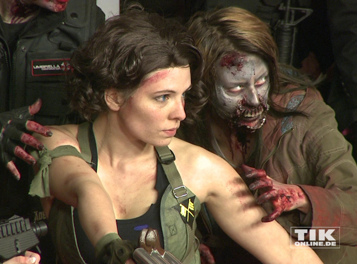 """Resident Evil - Final Chapter""-Premiere in Berlin"