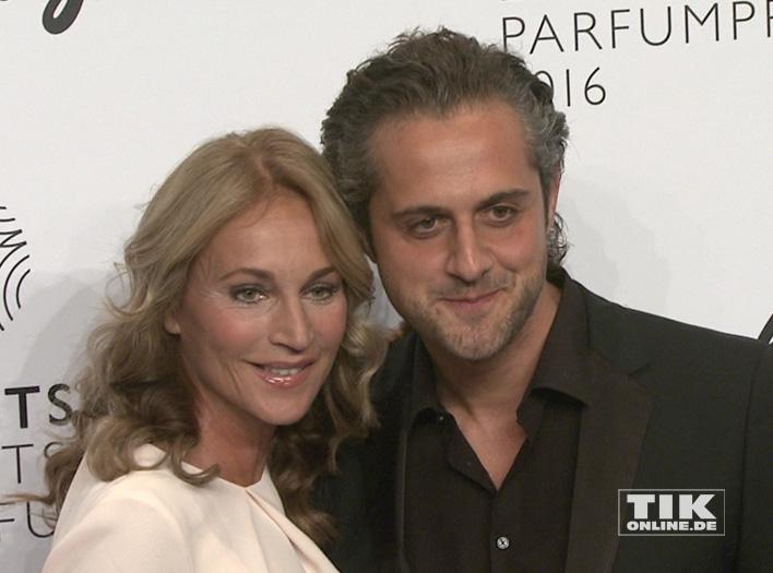 Carolina Beil und ihr Freund Philipp Sattler