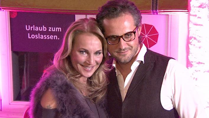 Carolina Beil und ihr Freund Philipp Sattler (Foto: HauptBruch GbR)