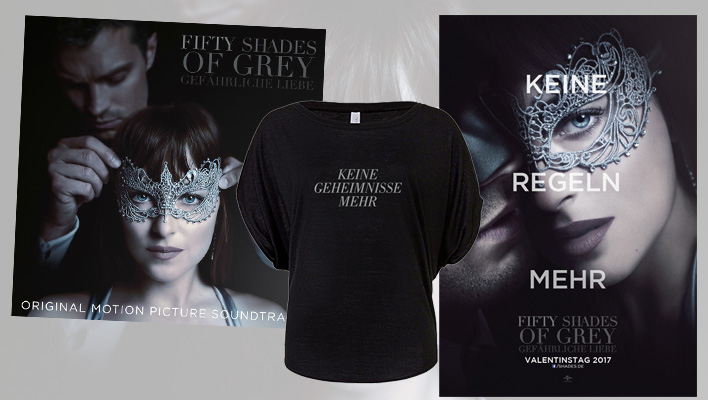 FIfty Shades of Grey 2 (Foto: Universal Pictures / Universal Music)