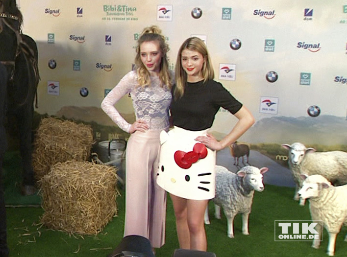 """Bibi & Tina 4"" Weltpremiere in Berlin"
