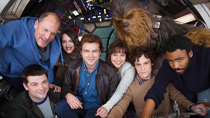 Han Solo Star Wars Story (Foto: Disney)