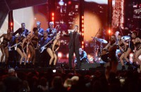 Robbie Williams: Pannen-Auftritt bei den BRIT Awards