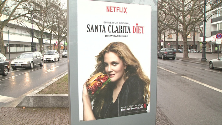 Santa Clarita Diet Plakate