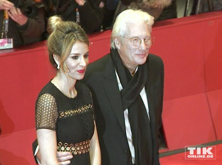 Richard Gere auf der Berlinale 2017