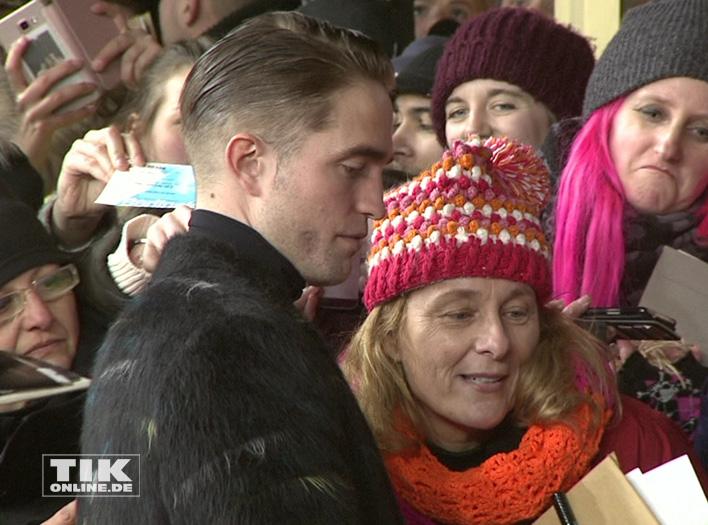 Robert Pattinson und Sienna Miller auf der Berlinale 2017