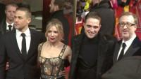 Charlie Hunnam, Sienna Miller, Robert Pattinson und Regisseur James Gray (Foto: HauptBruch GbR)