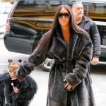 Kim Kardashian: Keine ruhige Nacht ohne Bodyguards