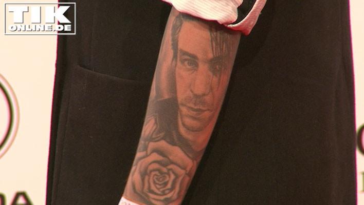 Sophia Thomallas Tattoo von Till Lindemann